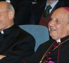 El prelado del Opus y su vicario auxiliar