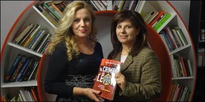Ángela Domínguez e Isabel Bajo.