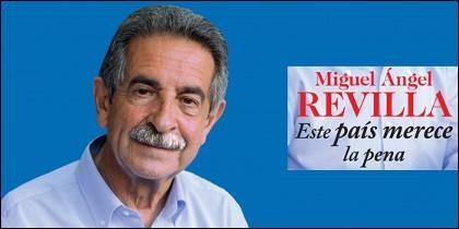 'Este país merece la pena' de Miguel Ángel Revilla