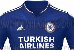 Camiseta Chelsea 2015.