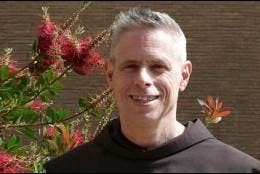 El ministro general de los Franciscanos, Michael Perry