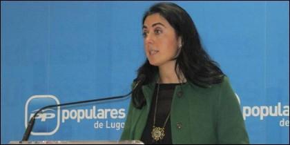 Elena Candia.