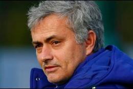 El entrenador del Chelsea, José Mourinho.