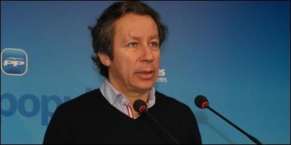 Carlos Floriano, secretario de Comunicación del PP.