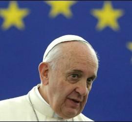 Papa en Europa