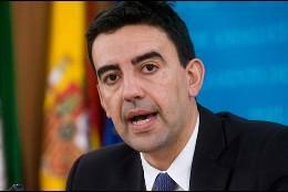 Mario Jiménez, portavoz del PSOE en Andalucía.