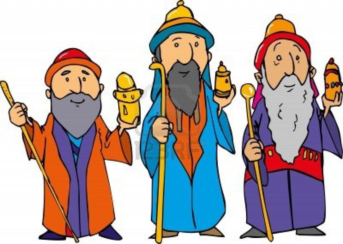 Los Tres Reyes Magos y Sus Regalos Regalos de Los Reyes Magos
