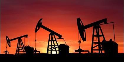Petróleo, crudo y energía.