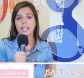Isabel Salazar.