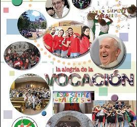 Calendario vocacional de los Agustinos de la provincia matritense