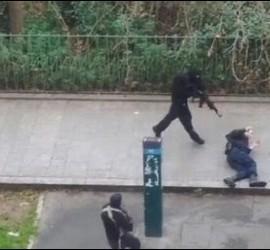 La matanza en París