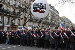París clama contra el terrorismmo