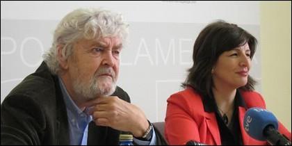 Beiras y Yolanda Díaz.