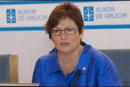 Rocío Mosquera, conselleira de Sanidade