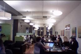 Centro coworking.