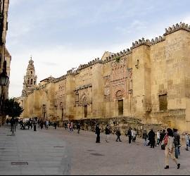 Muros de la Mezquita Catedral