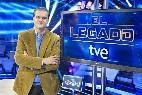 Ramón García vuelve a TVE con su nuevo concurso, El Legado