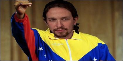 El chavista Pablo Iglesias.