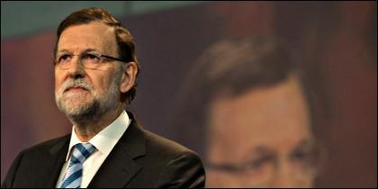 El presidente del Gobierno en la Convención del PP.