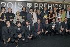 'La Isla Mínima' triunfa en los Premios Feroz 2015