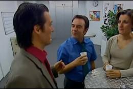 Café, trabajadores.