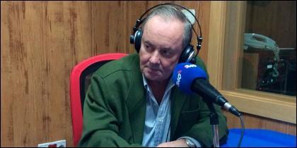 El meteorólogo José A. Maldonado.