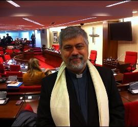 Peio Sánchez, sacerdote