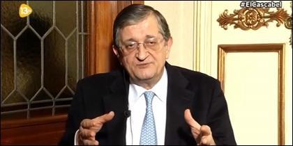 Rafael Calduch, catedrático.