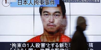 Kenji Goto.