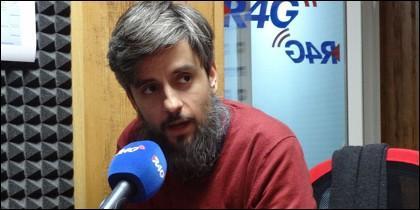 Mariano Alonso ('El Búho' de Radio4G).
