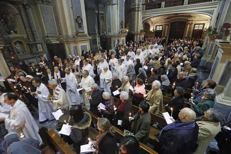 discernimiento vida religiosa: