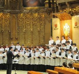 Escolanía Montserrat