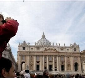 Seguridad infantil desde el Vaticano