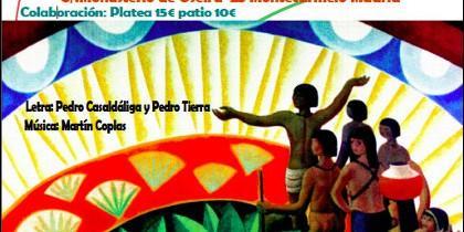 Cantata de la Tierra sin Males, en Madrid