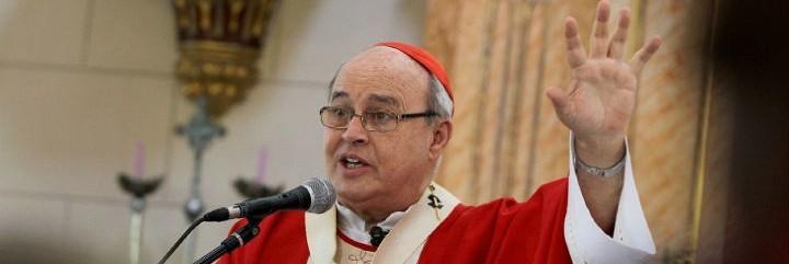 El cardenal de La Habana, Jaime Ortega