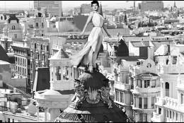 La musa de Madrid, Ava Gardner.