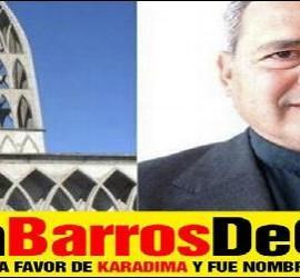 Protestas contra el obispo Juan Barros
