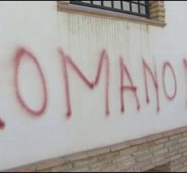 Pintadas contra el clan de los Romanones