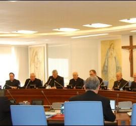 La Comisión Permanente de la Conferencia Episcopal