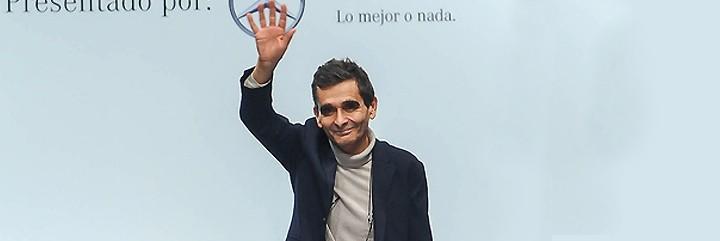 El diseñador gallego Adolfo Domínguez desgrana las claves de los negocios de moda.
