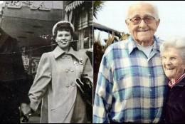 Floyd y Violeta Hartwig