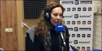 Raquel Martos.