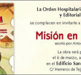 'Misión en Río Ébola'