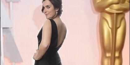 Fotomontaje de Allen en los Oscar.