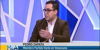 Pedro Zapata (Vente).