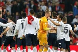 Selección Inglesa.