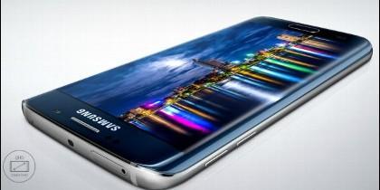 Un nuevo Samsung S6 Edge.