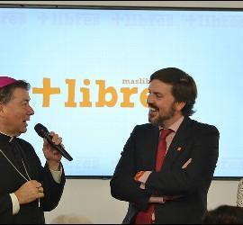 Ignacio Arsuaga, con Juan Antonio Martínez Camino