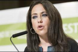 María Ángeles Muñoz consejera de Empleo Mujer y Políticas Sociales