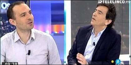 Luis Alegre y Arcadi Espada.